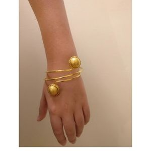 D'ORLAN Jewelry - 🇨🇦 Vintage D'ORLAN Paris gold plated bracelet